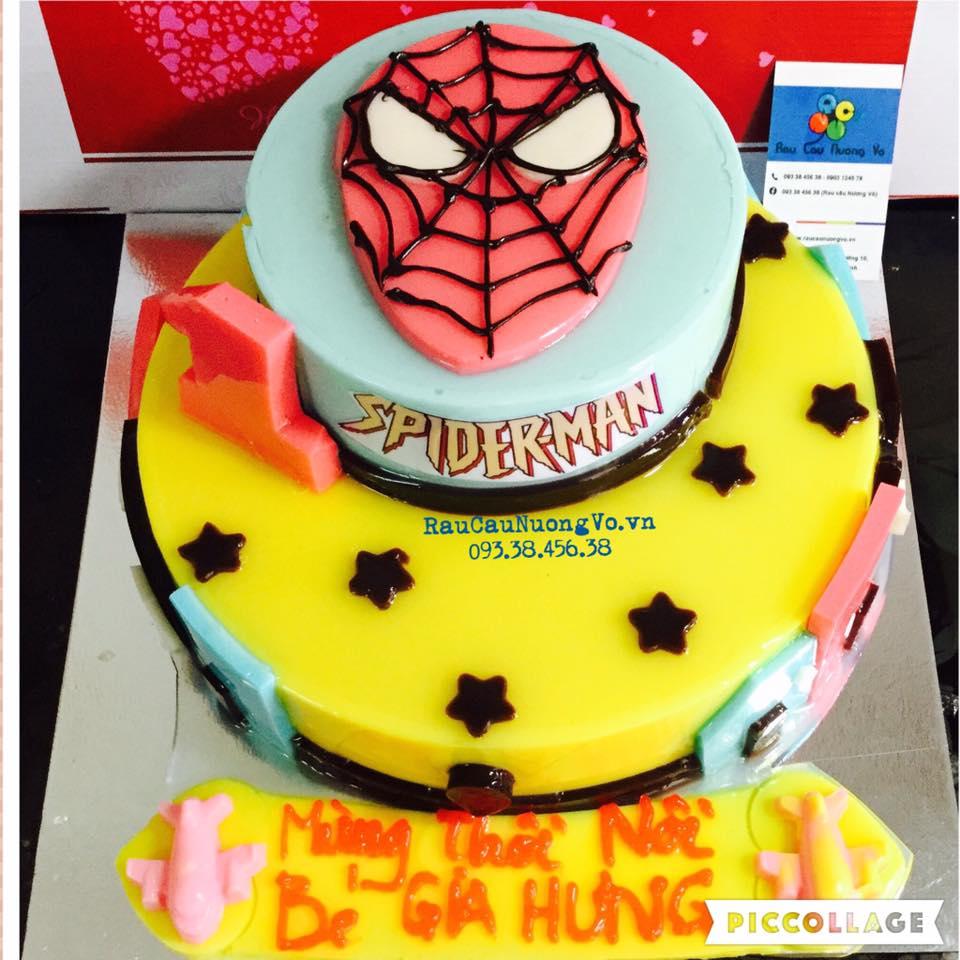 Spiderman người nhện (5 mẫu)