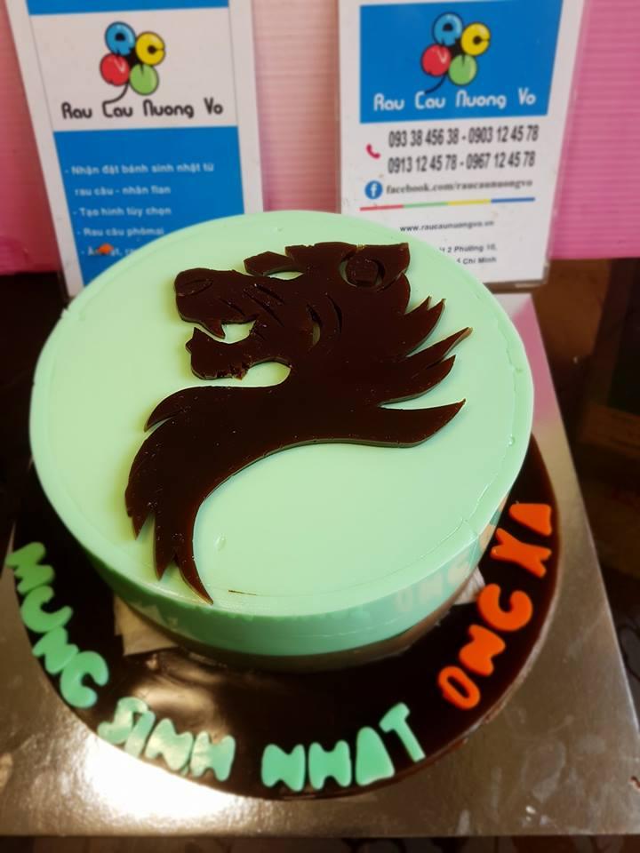 Bánh sinh nhật đẹp Tuổi Dần