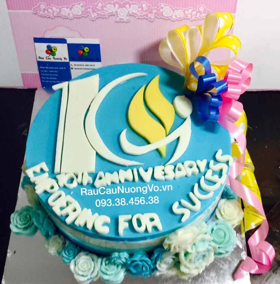 Logo 10 years anni (1 mẫu)