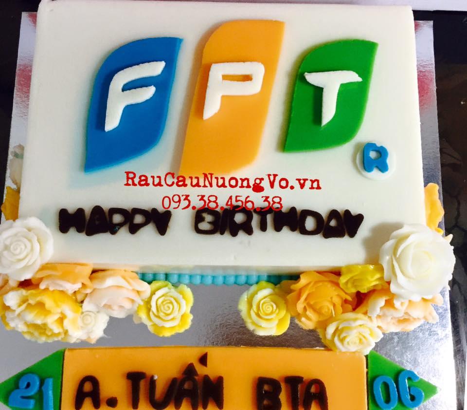 Logo tập đoàn FPT (1 mẫu)