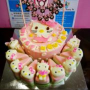 meo kitty va cupcake 5