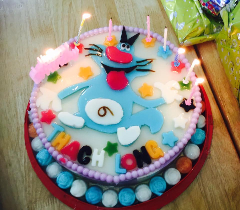 Bánh sinh nhật đẹp cho bé Tuổi Mão