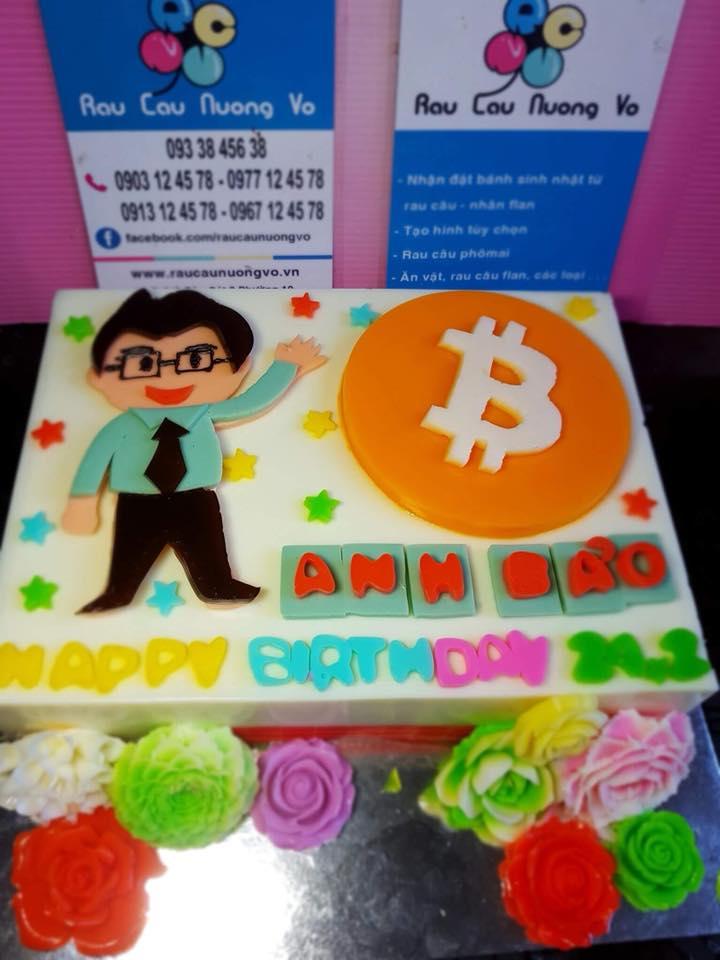 Tôi yêu Bitcoin (1 mẫu)