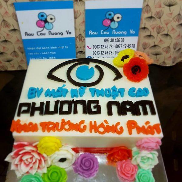 banh rau cau logo BV mat ki thuat cao Phuong Nam