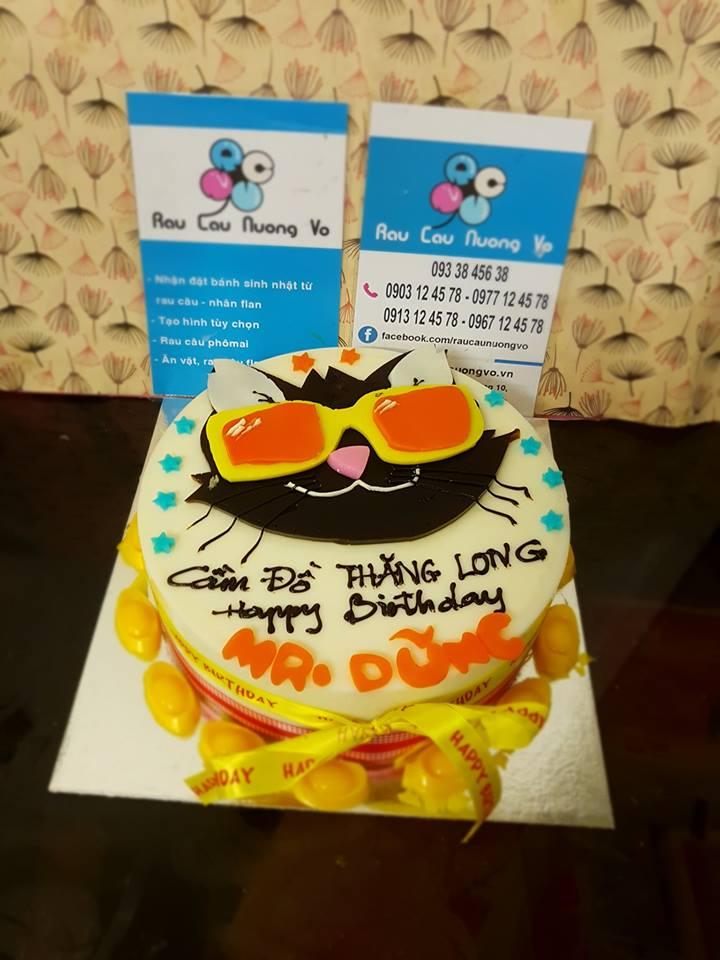 Bánh sinh nhật độc lạ Tuổi Mão