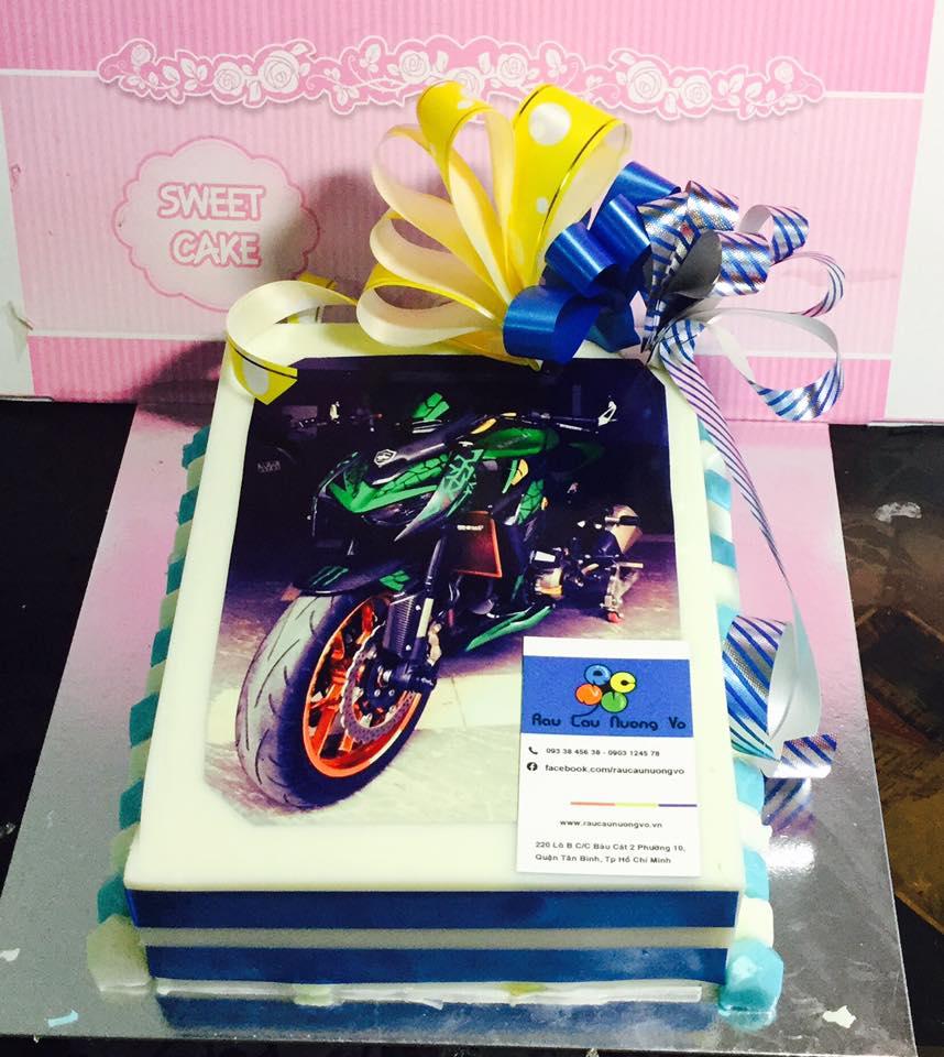– Xe moto in hình – (2 mẫu)