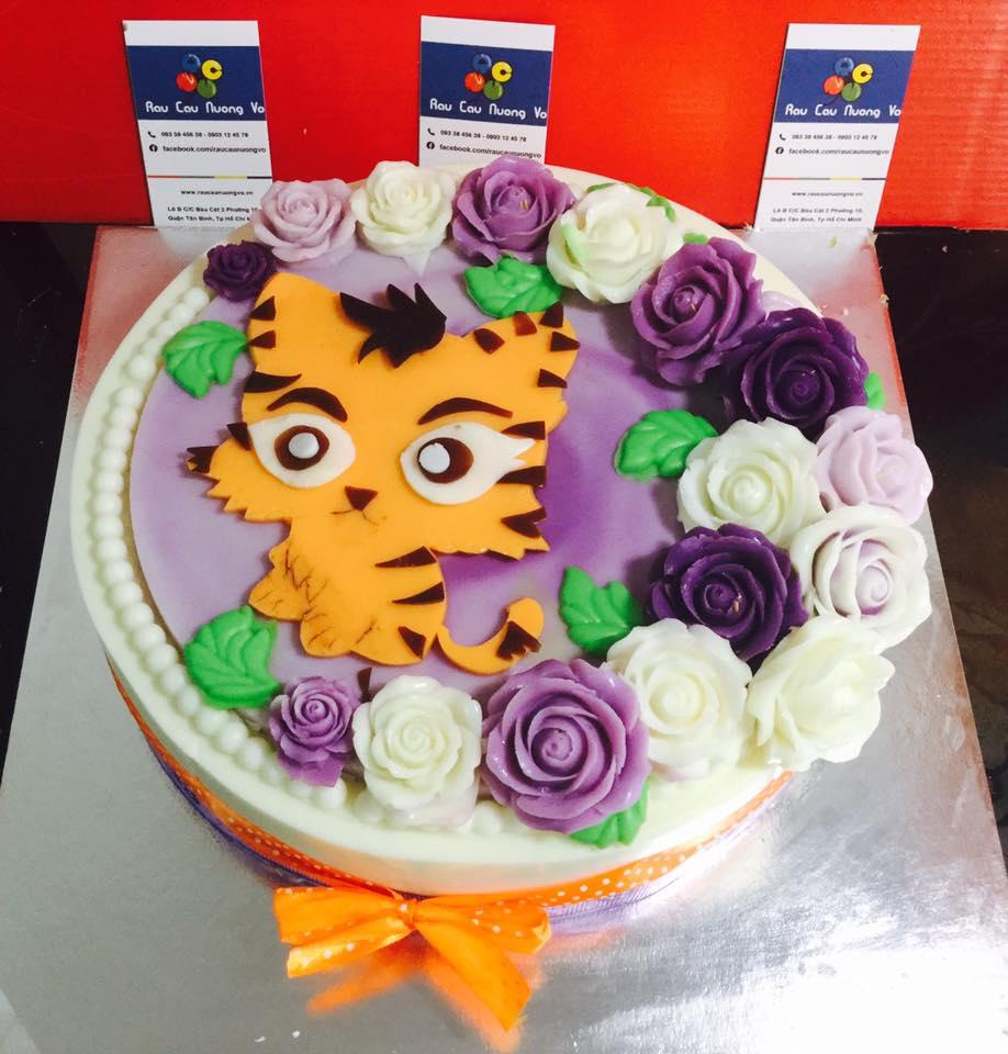 Bánh sinh nhật Tuổi Dần