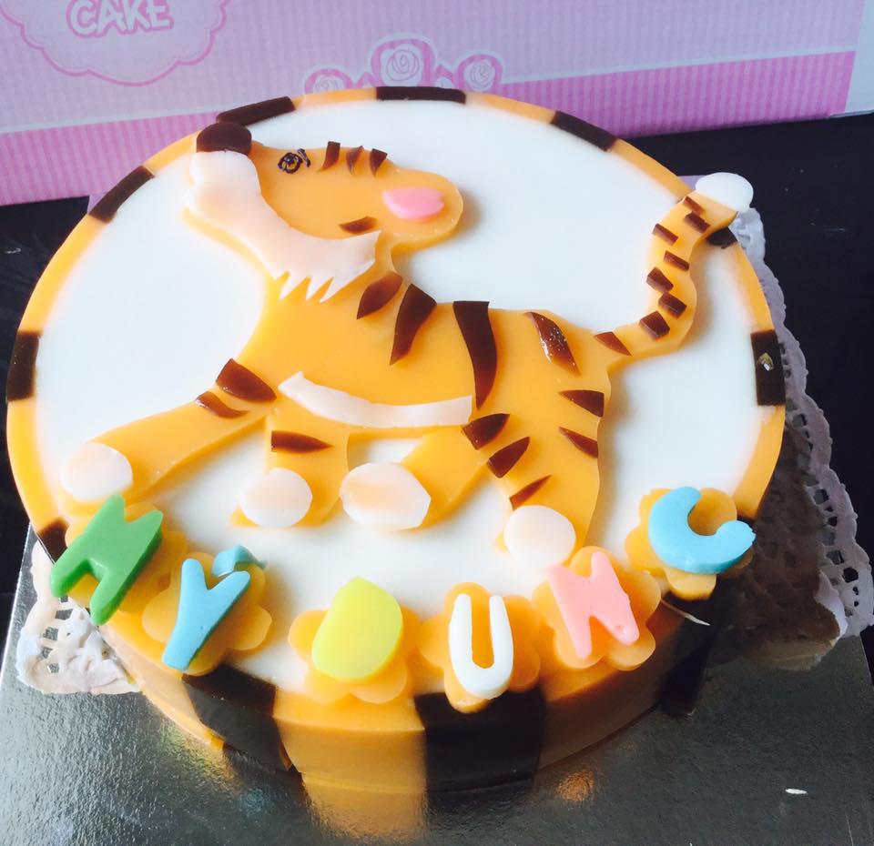 Bánh sinh nhật đẹp tặng người yêu