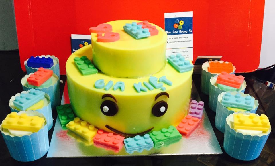 – Xếp hình Lego – (1 mẫu)